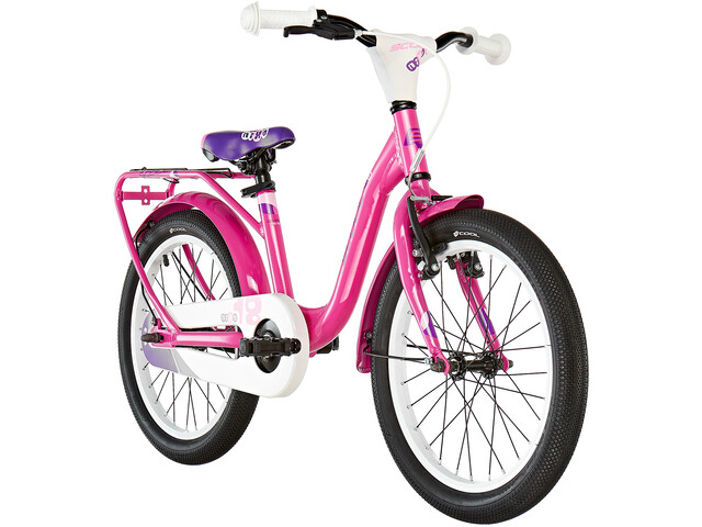 s'cool niXe 18 Børnecykel alloy pink (2019) | City